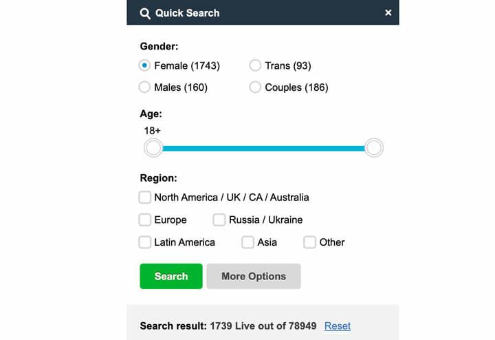 CamFuze search